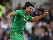 Mohammad Irfan of Pakistan