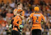 Sam Whiteman of the Perth Scorchers