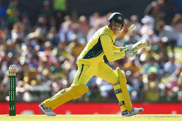 Peter Handscomb of Australia