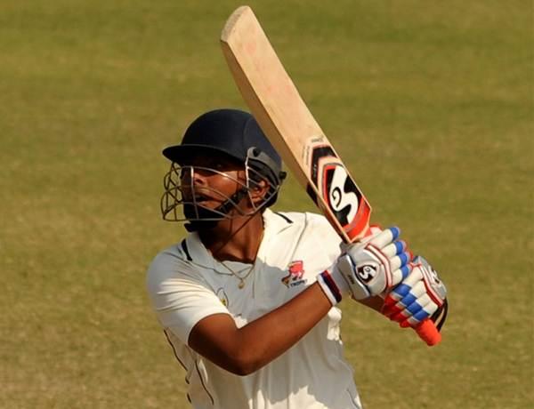 Prithvi Shaw Mumbai Ranji Trophy 2016-17