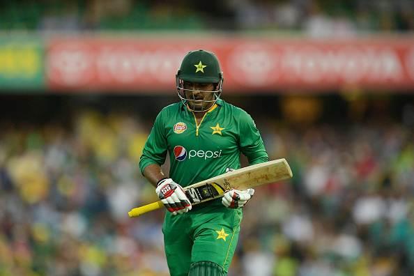 Sharjeel Khan of Pakistan PSL