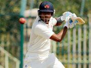 Shreyas Iyer Mumbai Ranji Trophy 2016-17