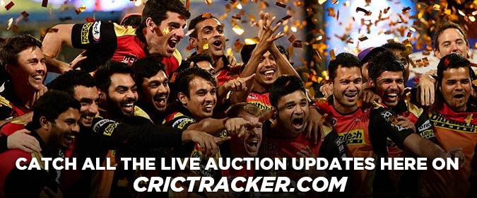 Live IPL Auction
