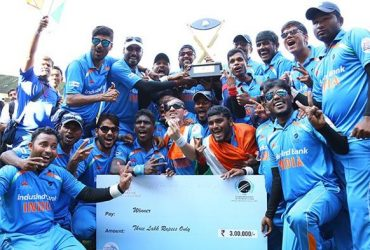 India blind cricket team