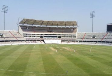 Rajiv Gandhi International stadium, Hyderabad