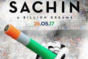 Sachin Tendulkar Sachin: A Billion Dreams