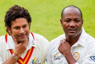 Sachin Tendulkar and Brian Lara News