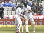 Shakib Al Hasan and Mushfiqur Rahim