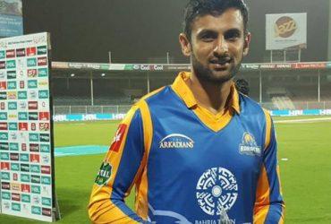 Shoaib Malik PSL