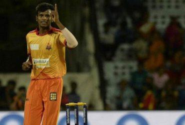 T Natarajan IPL 2017 Thangarasu Natarajan