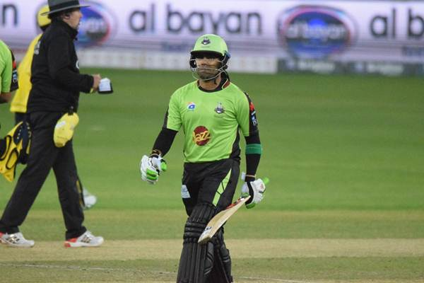 Umar Akmal most ducks