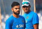 Virat Kohli and Anil Kumble News