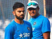 Virat Kohli and Anil Kumble News