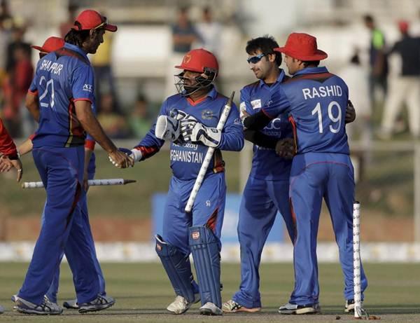 Afghanistan cricket   CricTracker.com