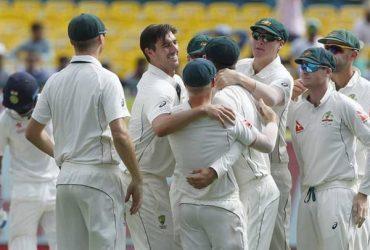 Australia v India Test
