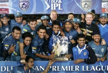 Deccan Charges 2009 IPL Winners