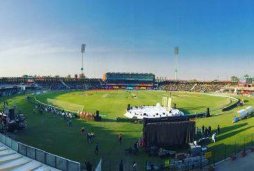 Gaddafi Stadium Pakistan