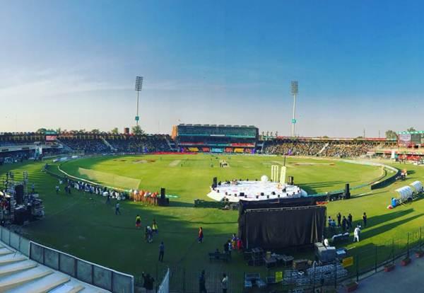 Gaddafi Stadium