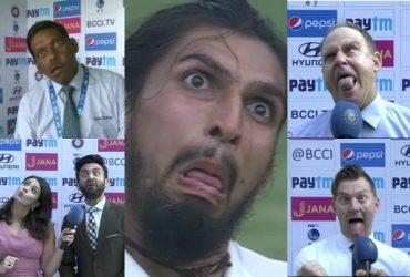 Ishant Sharma Game Face