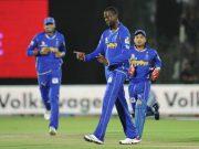 Rajasthan Royals bowler Kevon Cooper IPL players