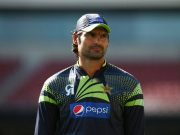 Muhammad Irfan of Pakistan