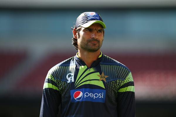 Muhammad Irfan of Pakistan