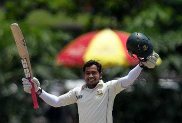 Bangladeshi captain Mushfiqur Rahim
