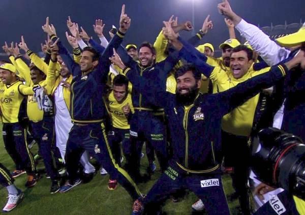 Peshawar Zalmi PSL | CricTracker.com