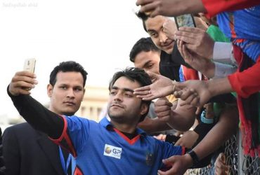 Rashid Khan 50 ODI wickets