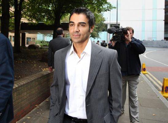 cricketer Salman Butt