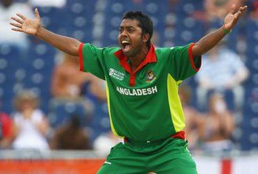 Syed Rasel of Bangladesh