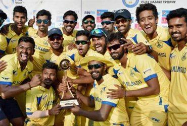 Tamil Nadu Vijay Hazare Trophy