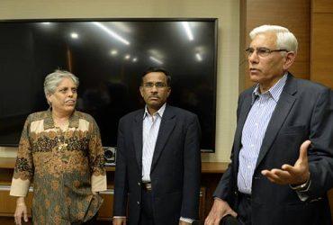 Vinod Rai BCCI CoA Vikram Limaye