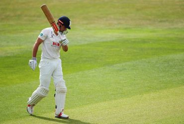 Alastair Cook.
