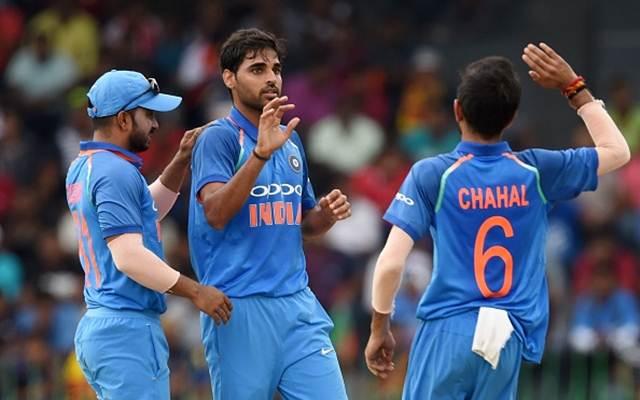 Bhuvneshwar Kumar Indian team