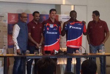 Delhi Dardevils New Jersey IPL10