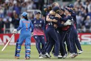 England cricketer of the year