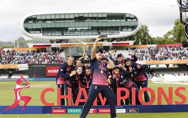 England Women's World Cup 2017