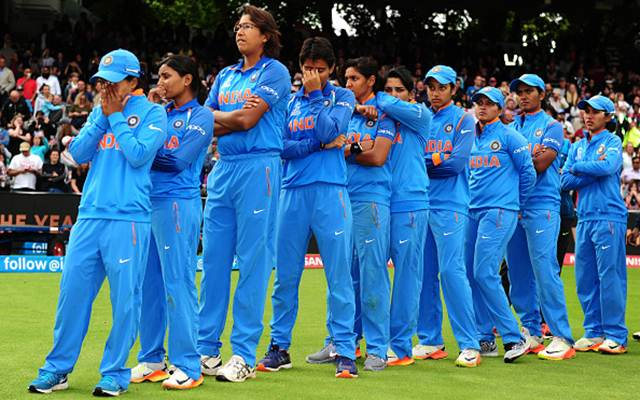 England v India Harmanpreet Kaur