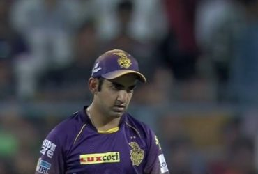 Gautam Gambhir KKR IPL