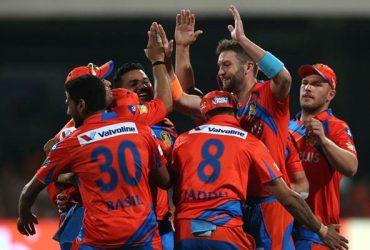 Gujarat Lions IPL