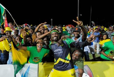 Jamaica Tallawahs CPL