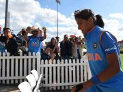 Harmanpreet Kaur of India