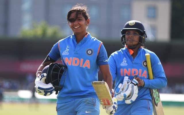 Harmanpreet Kaur Indian Women's team