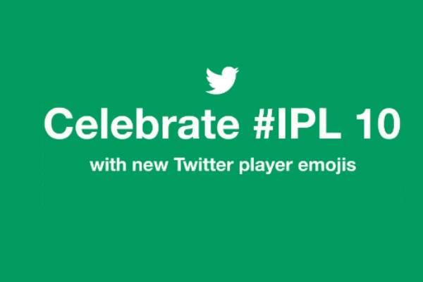 IPL 10 Emojis
