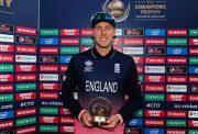 Jake Ball of England