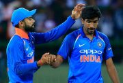 Jasprit Bumrah and Virat Kohli Best Right-Handed XI