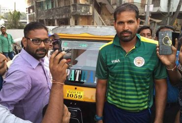 Javed Shah of Valsad & Yusuf Pathan