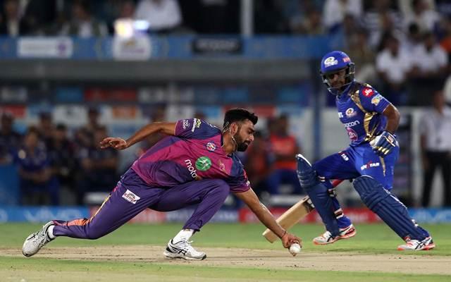 Jaydev Unadkat vs Mumbai Indians