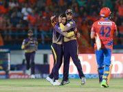 Kuldeep Yadav & Gautam Gambhir IPL